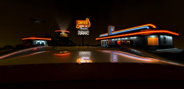 CINEVEO - VR Cinema