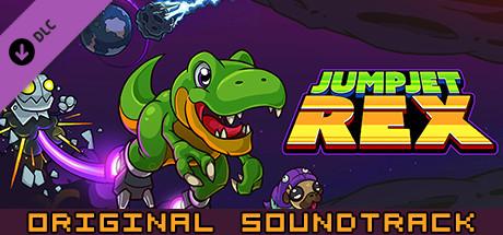 JumpJet Rex - Soundtrack