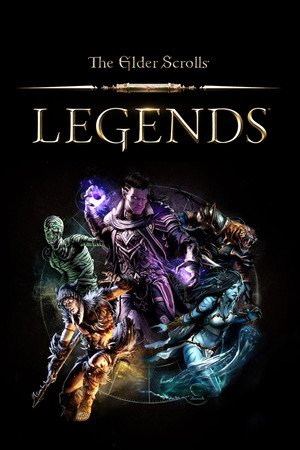 The Elder Scrolls: Legends poster image on Steam Backlog