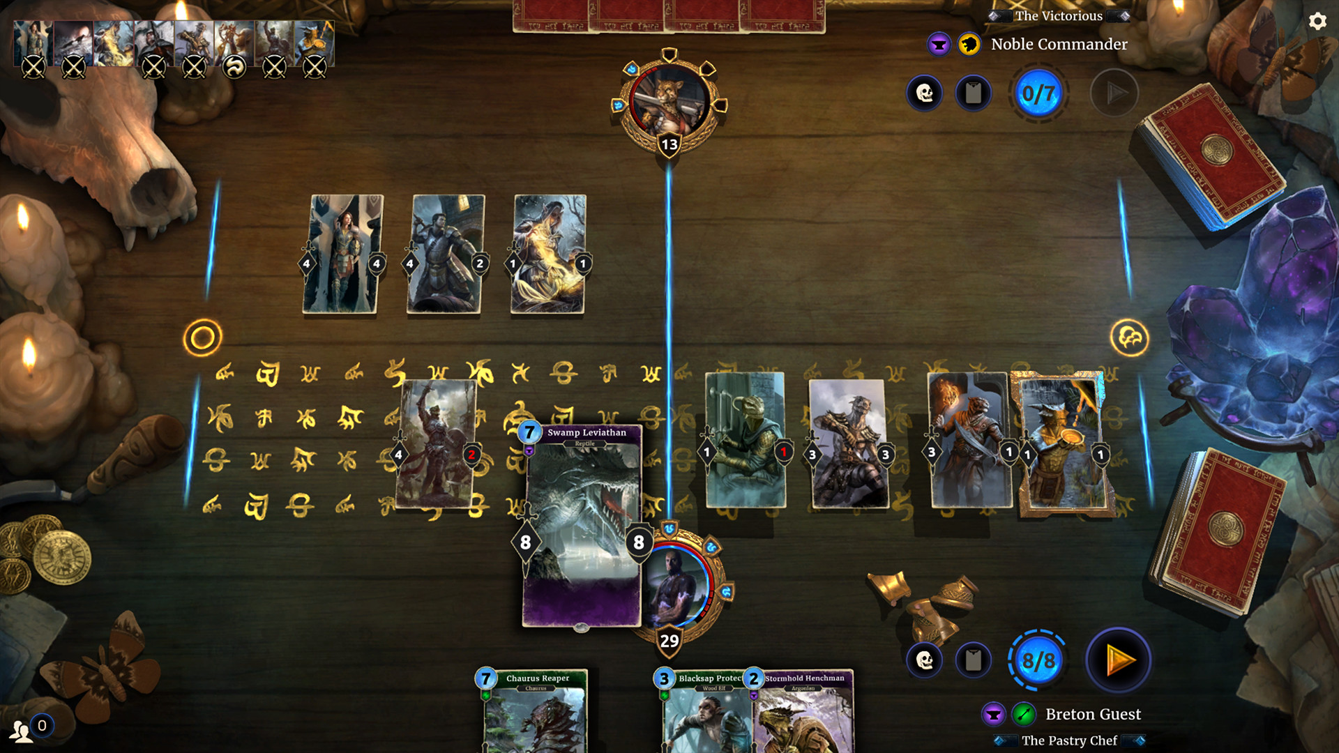 Bethesda puts development of card-battler The Elder Scrolls: Legends