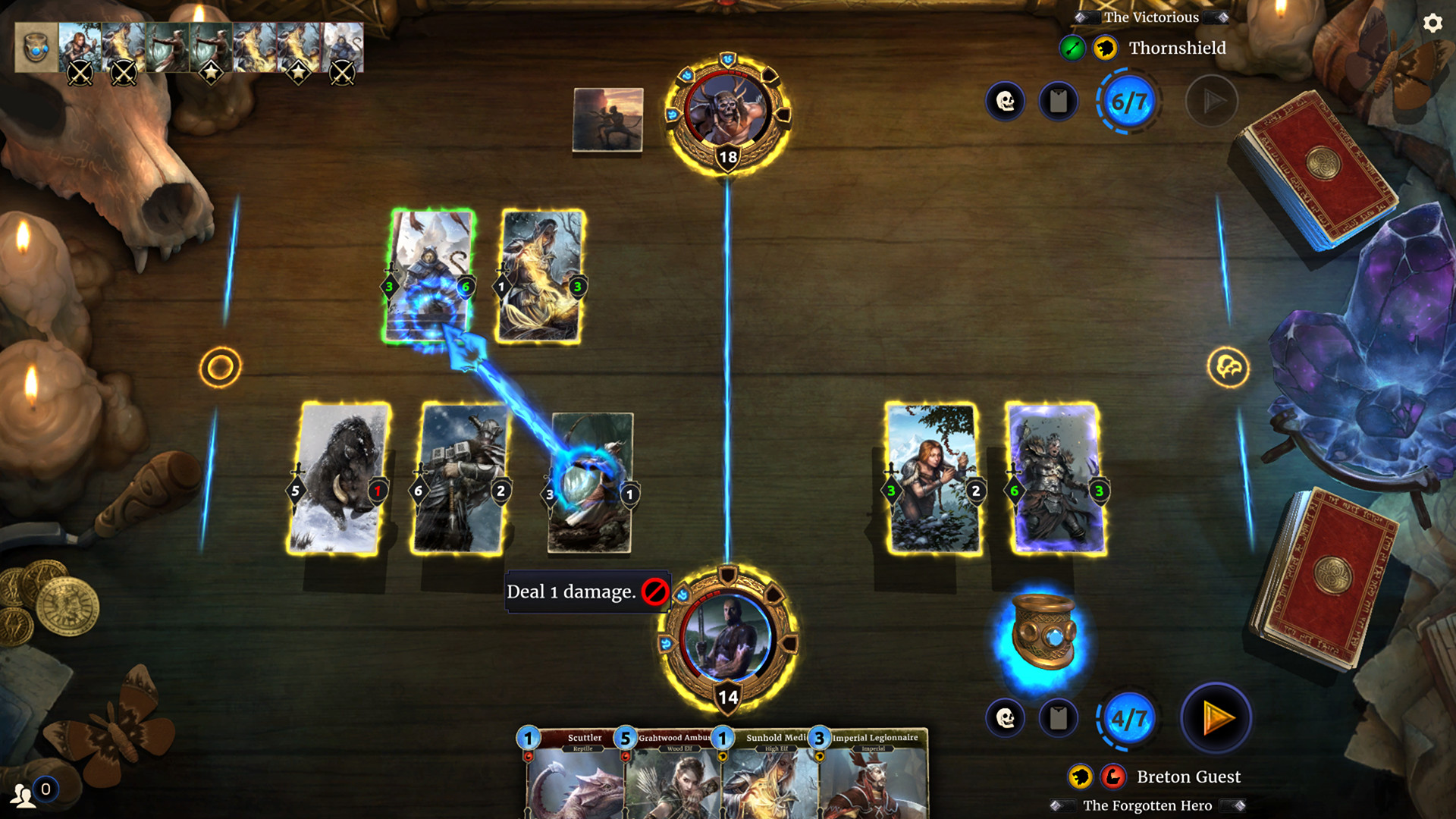 The Elder Scrolls: Legends System Requirements - Can I Run It? - PCGameBenchmark