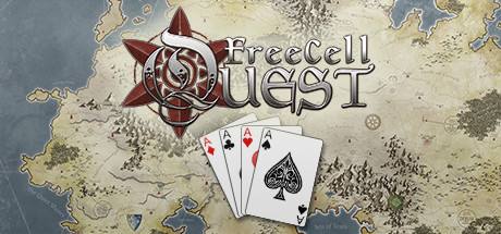 Teaser image for FreeCell Quest