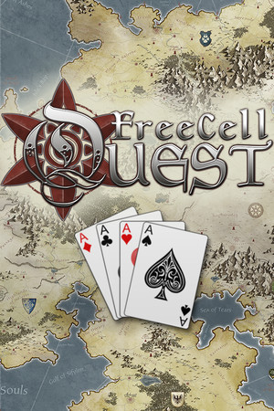 FreeCell Quest poster image on Steam Backlog