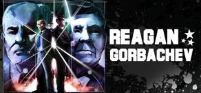 Reagan Gorbachev cover art