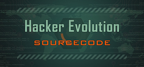 Hacker Evolution Source Code cover art