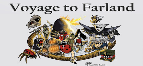 Voyage to Farland cover art