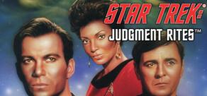 Star Trek™: Judgment Rites cover art