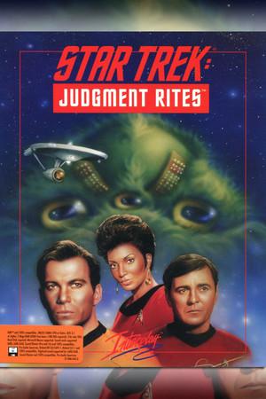 Star Trek: Judgment Rites poster image on Steam Backlog