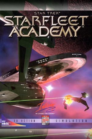 Star Trek: Starfleet Academy poster image on Steam Backlog