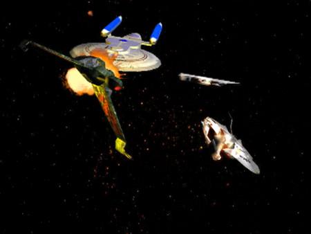 Star Trek: Starfleet Command Gold Edition