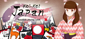 Koi-Koi Japan [Hanafuda playing cards] cover art