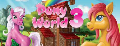 Pony World 3 - 小马世界 3