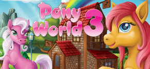 Pony World 3 cover art