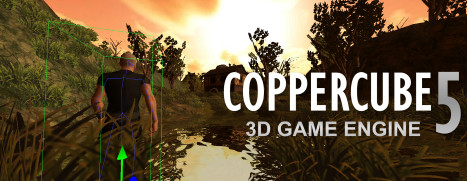 CopperCube 5 Game Engine