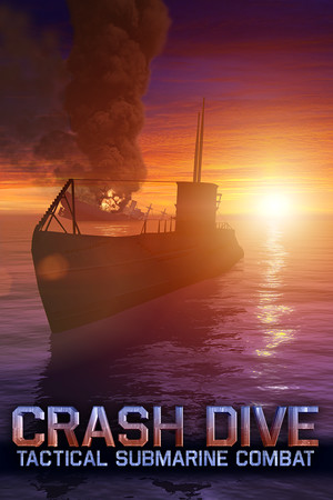 Crash Dive poster image on Steam Backlog