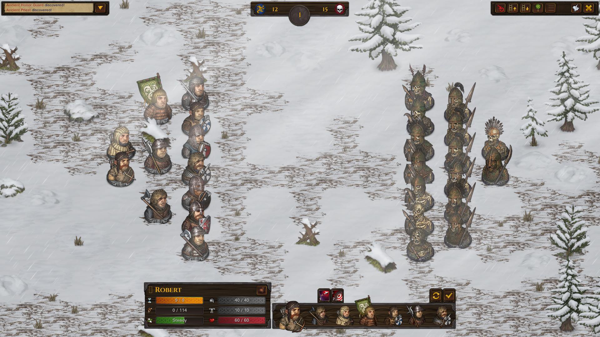 Battle Brothers - unikalna turowa strategia z RPG