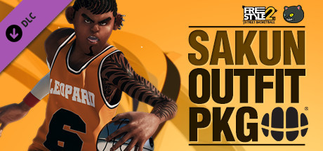 Freestyle2: Street Basketball - Sakun Limited Outfit Pkg on Steam