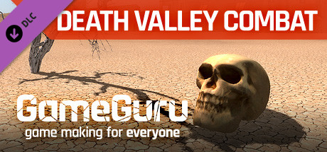 GameGuru - Death Valley Pack cover art
