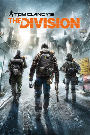 Tom Clancy's The Division poster image on Steam Backlog
