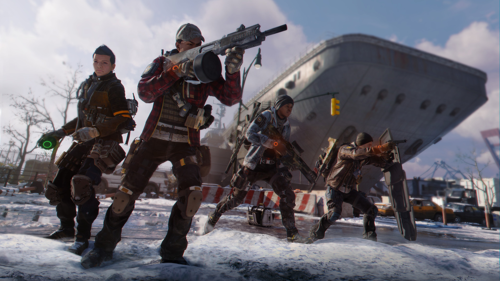 Save 75 On Tom Clancys The Division Steam Game Ps4 Crew Requires Internet Reg 1