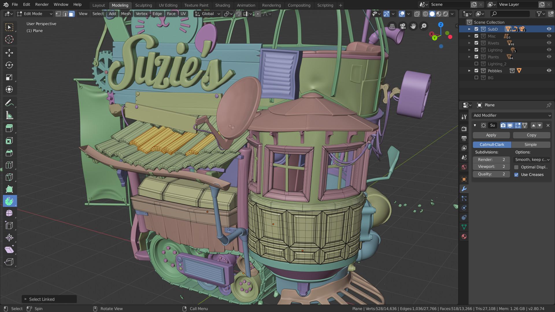 Blender on Steam