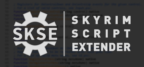 Skyrim Script Extender (SKSE) on Steam