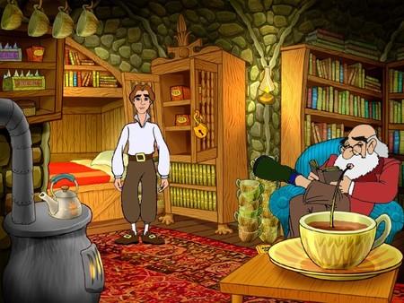 Gilbert Goodmate and the Mushroom of Phungoria