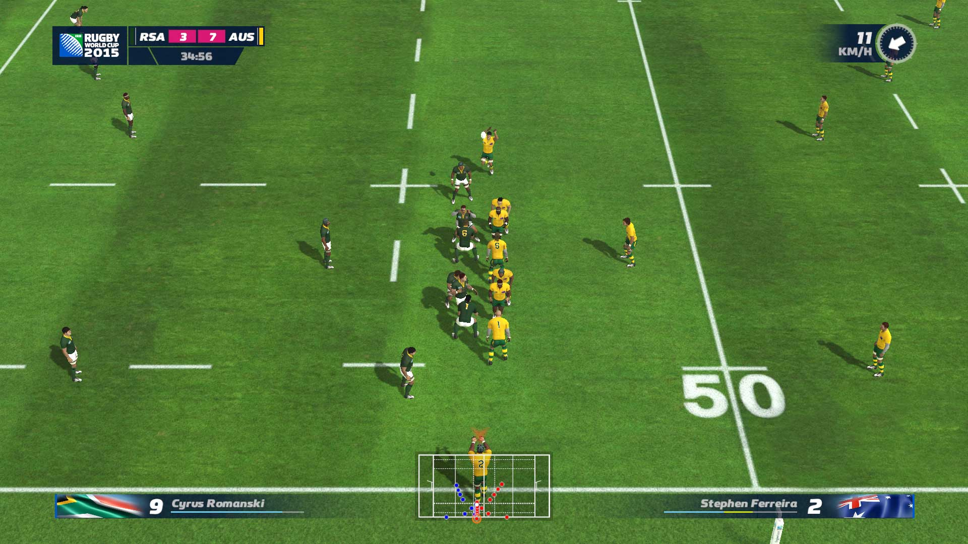 Download Rugby World Cup 2015 Full Pc Game
