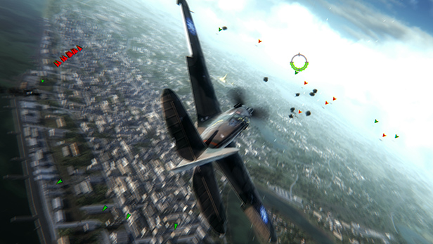 Flying Tigers Shadows Over China En Steam