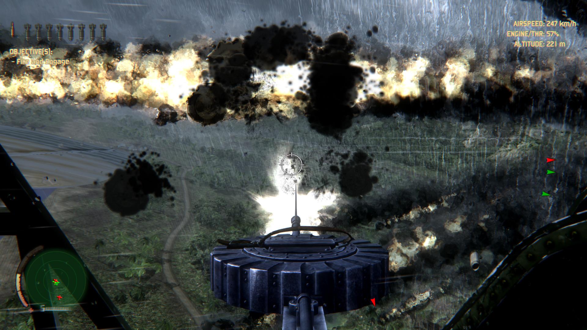 Flying Tigers: Shadows Over China Screenshot 3