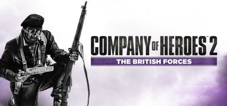 Company of Heroes 2 - The British Forces