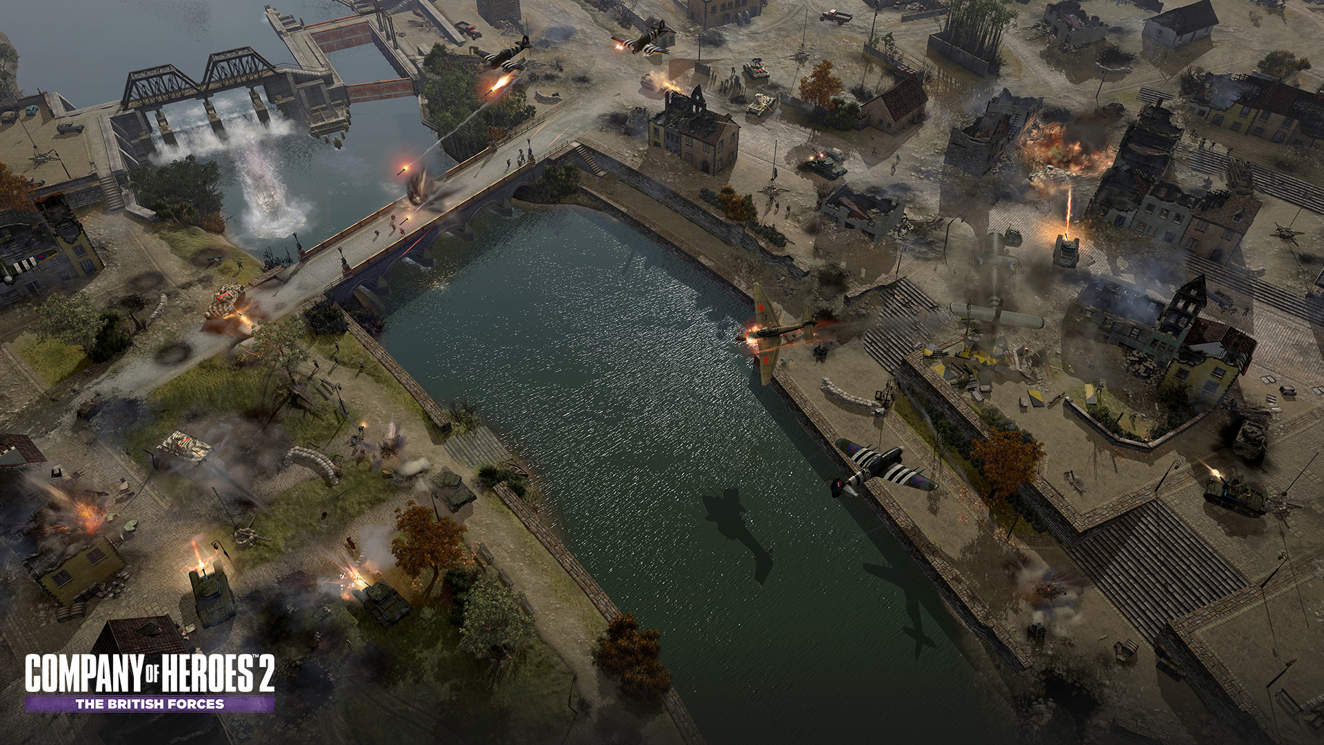 Company Of Heroes 2 The British Forces On Steam
