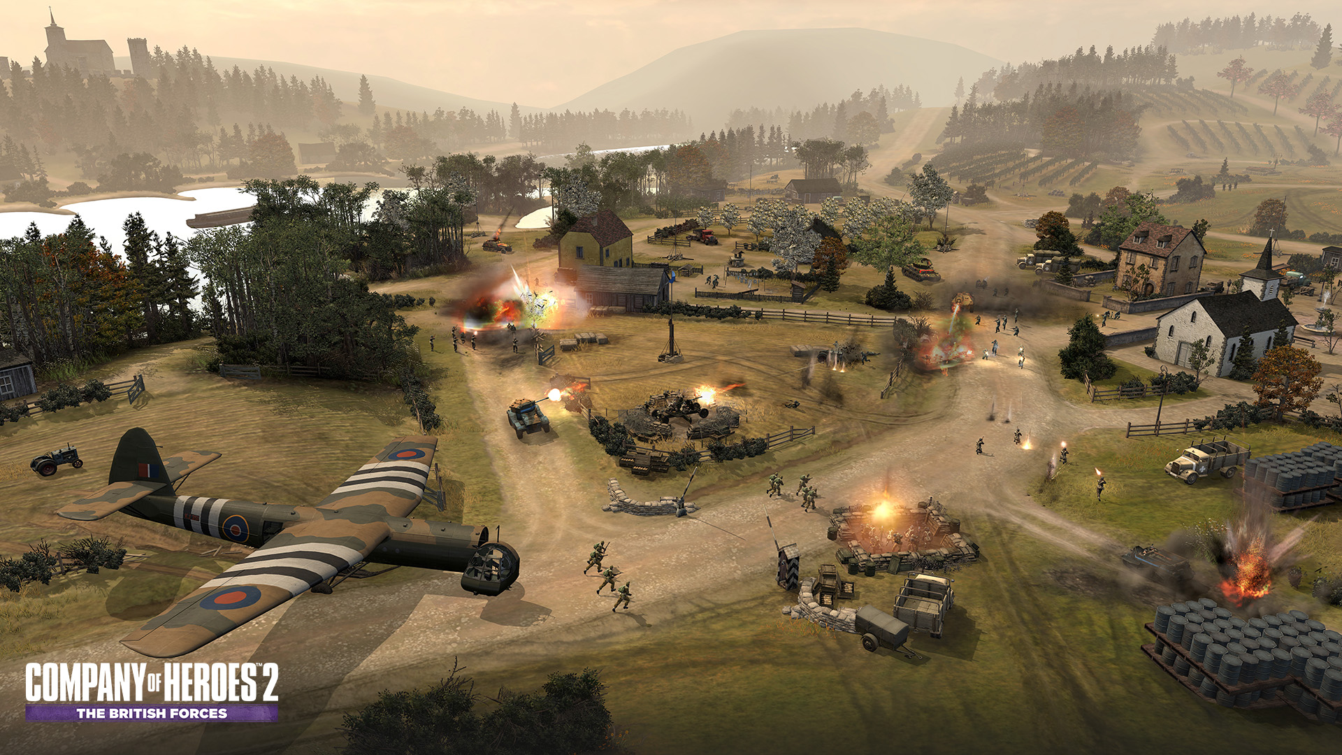 company of heroes full pc game download