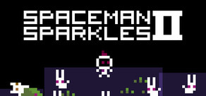 Spaceman Sparkles 2 cover art
