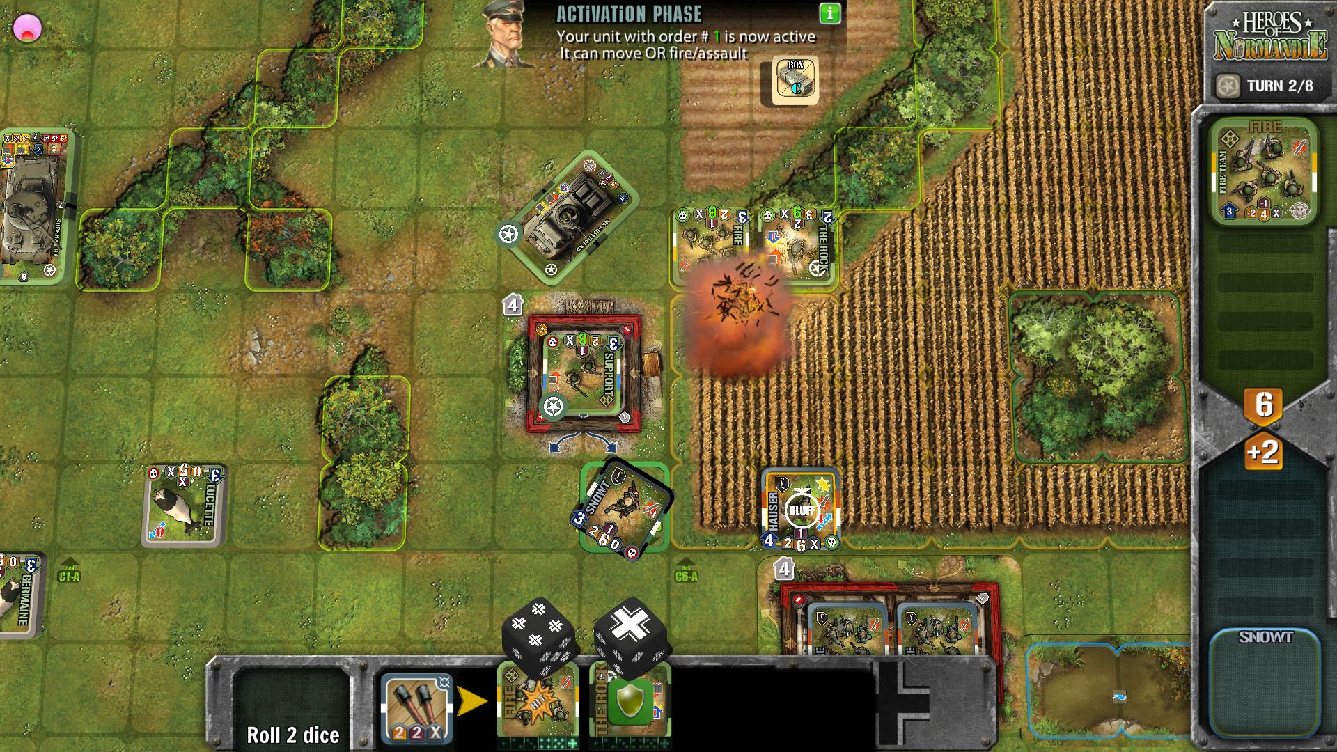 Heroes of Normandie Screenshot 2