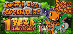 Iggy's Egg Adventure cover art