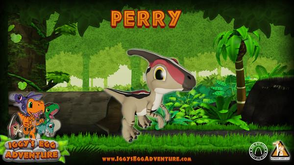 Screenshot of Iggy's Egg Adventure