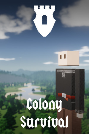 Colony Survival poster image on Steam Backlog