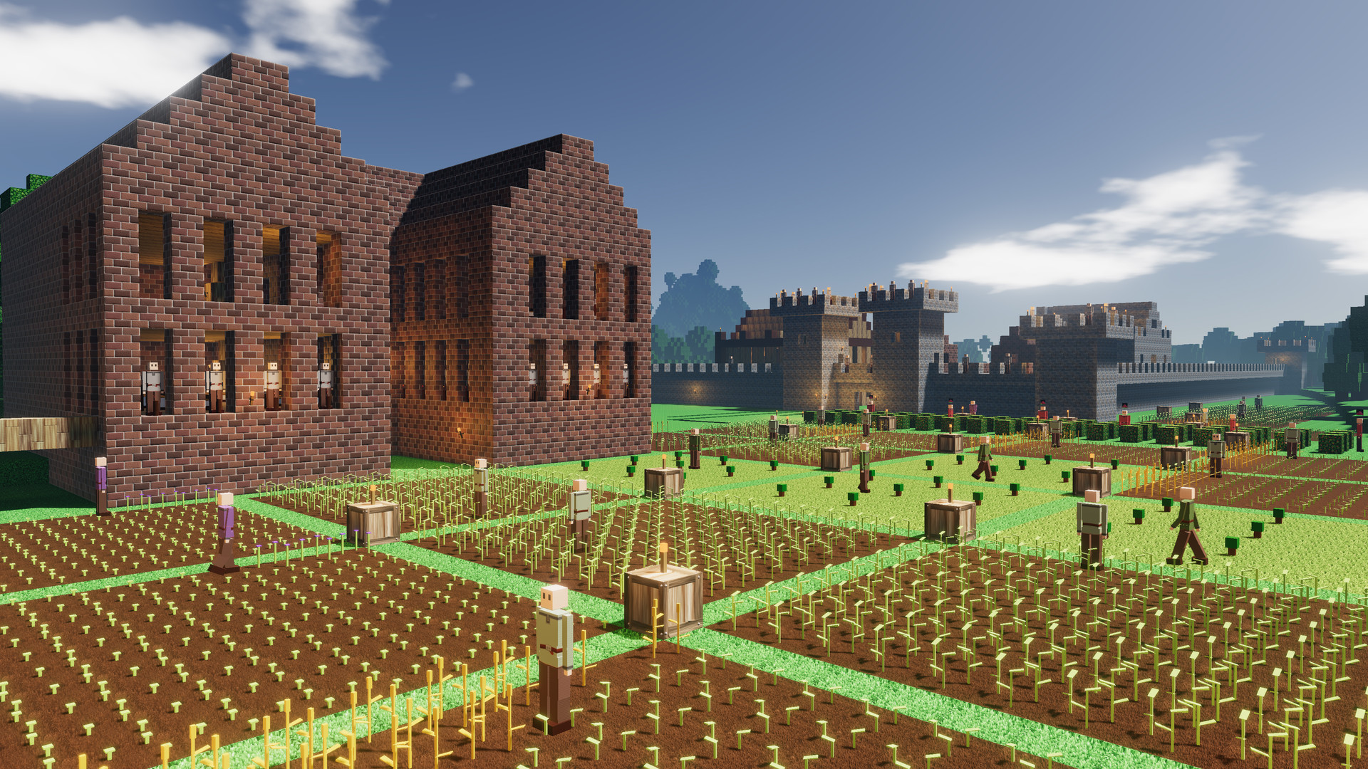 Colony Survival On Steam - Minecraft auf ubuntu spielen