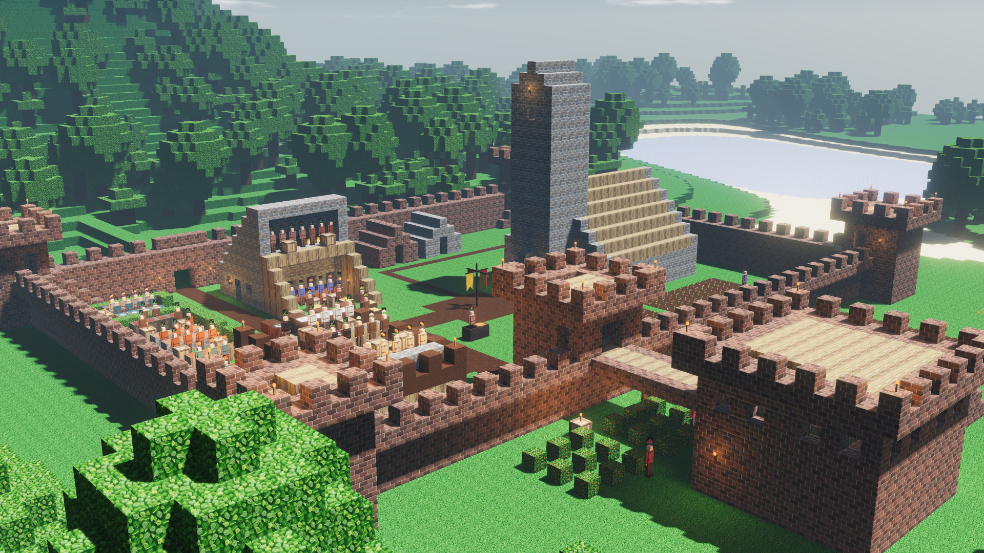 Colony Survival On Steam - Minecraft spielen auf spielaffe de