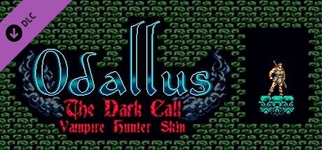 Odallus: Vampire Hunter Skin on Steam