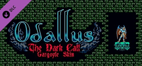 Odallus: Red Gargoyle Skin