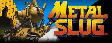 METAL SLUG - 合金弹头