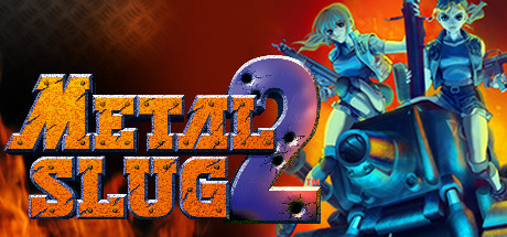 METAL SLUG 2 cover art