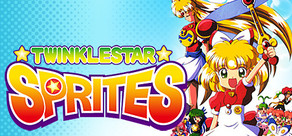 TWINKLE STAR SPRITES cover art