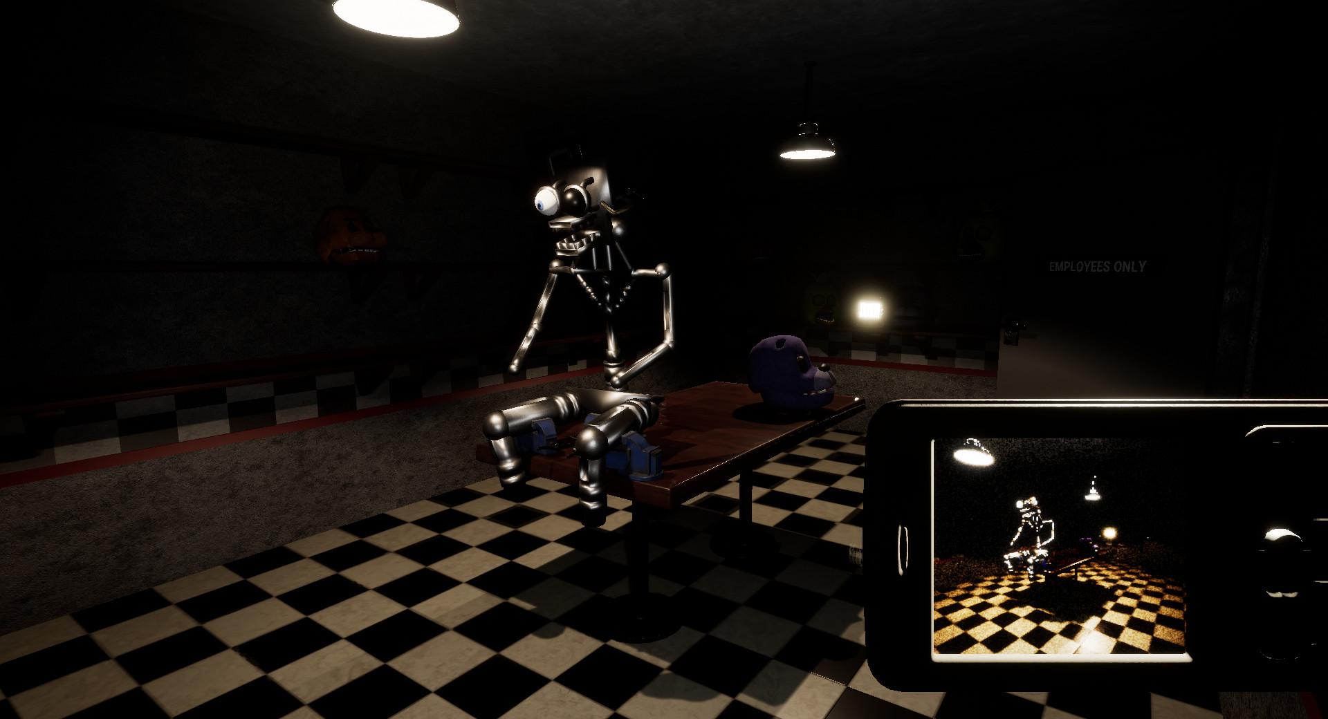 Fazbear Nightmare on Steam