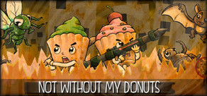 Not without my donuts cover art