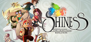 Shiness: The Lightning Kingdom cover art