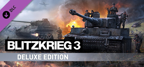 Blitzkrieg 3 - Digital Deluxe Edition Upgrade on Steam