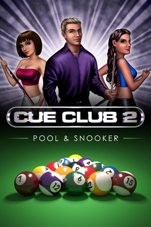 Cue Club 2: Pool & Snooker poster image on Steam Backlog